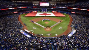 Blue Jays will play in Toronto again on July 30