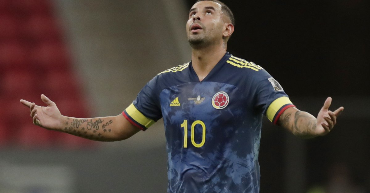 Boca Juniors sent a private plane to take Cardona from Brazil to Argentina, but he went on a party to Colombia