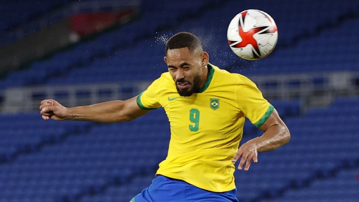 Brazil eliminates Egypt and is in the semifinals of Tokyo