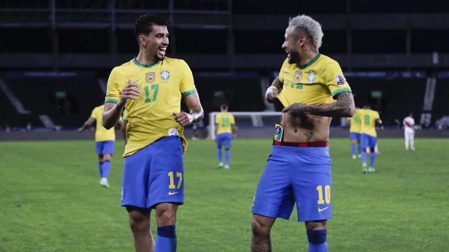 Brazil has plenty of Neymars talent to reach his end