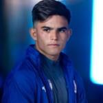Bruce El Mesmari, U-17 World runner-up, will be Carlos Vela's teammate at LAFC