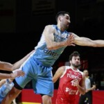 """Calfani and his reason for returning to Uruguay at 29: """"Aguada demands that you give your best"""""""