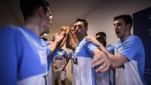 Campazzo assures that Argentina will have a 'battle' against Slovenia in the basketball of Tokyo 2020 - Marca Claro