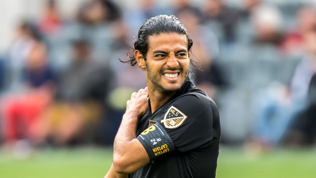Carlos Vela unconcerned about his immediate future