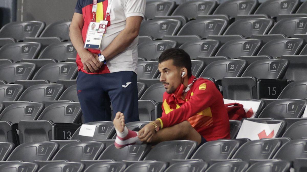 Ceballos injury confirmed