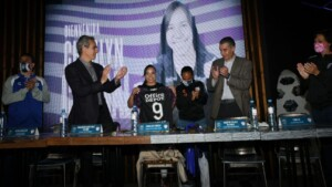 """Charlyn Corral: """"I did not hesitate to come with Pachuca, the place where I want to be"""""""
