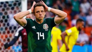 Chicharito continues to set trends in social networks