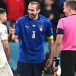 Chiellini explains what happened to Jordi Alba