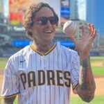 'Chito' Vera threw the first ball ceremonially in the San Diego Padres' game against Washington Nationals | Other Sports | sports