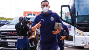 Chivas vaccinated their players in Texas