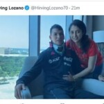 """'Chucky' Lozano reappears after the coup in the Gold Cup and announces that """"everything went very well"""""""