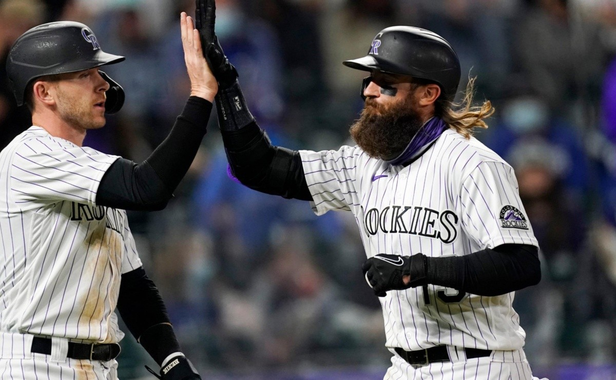 Colorado Rockies would trade virtually all of their stars