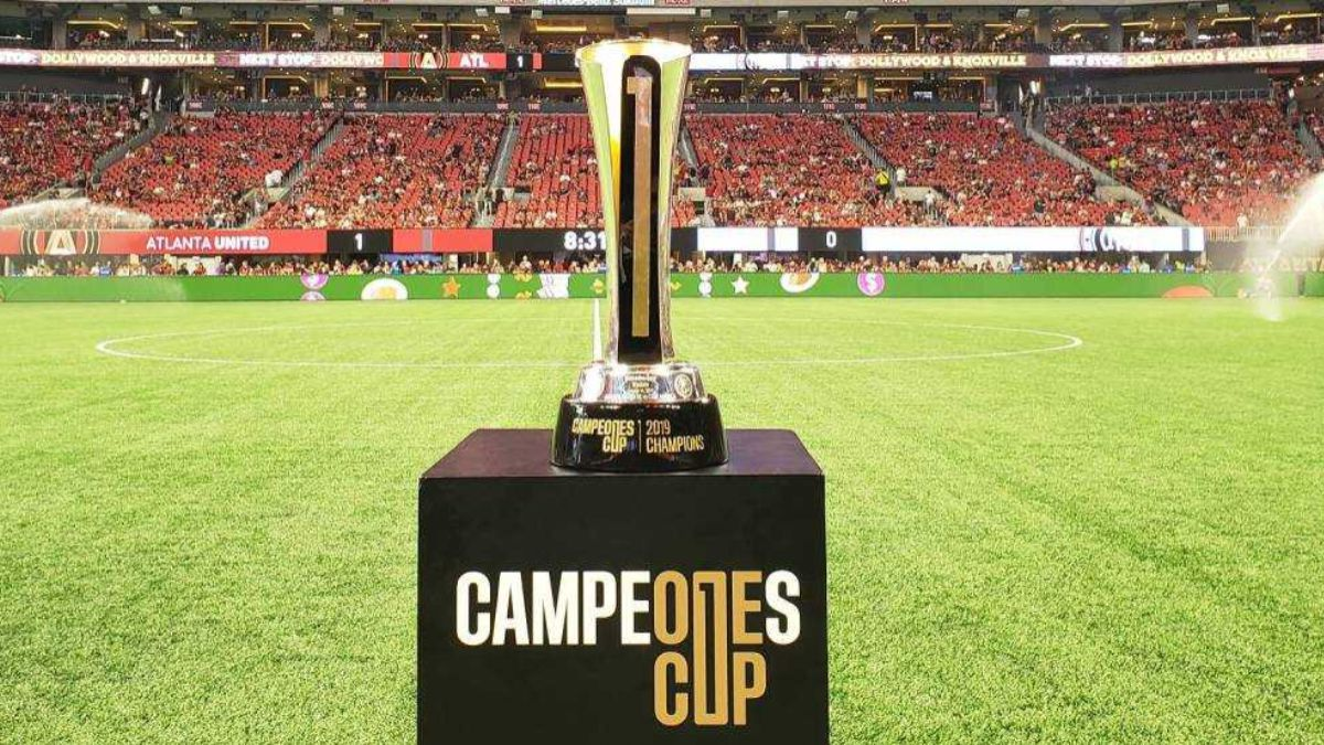 Columbus Crew will face Cruz Azul in the 2021 Campeones