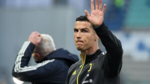Cristiano Ronaldo returns to Turin, with his future in the air