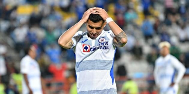 Cruz Azul does not rule out revenge for Orbelin Pineda