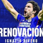 Cruz Azul signs Rivero for two years and acquires his rights