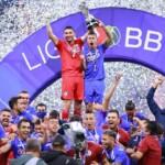 Cruz Azul sweeps the Ballon d'Or award ceremony with five awards