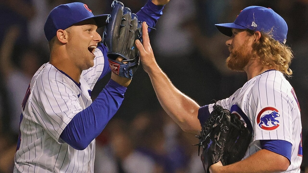 Cubs put an end to their losing streak against the Phillies