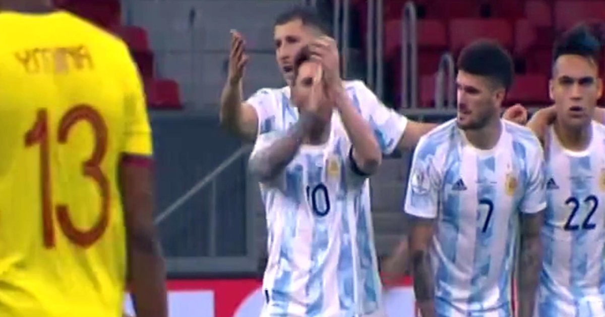 """""""Dance now!"""": What's behind Lionel Messi's unexpected anger with Yerry Mina"""