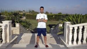 """Dani Ceballos: """"I want to succeed at Real Madrid"""""""