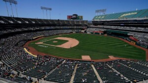 Discontent in A's with OK for new stadium