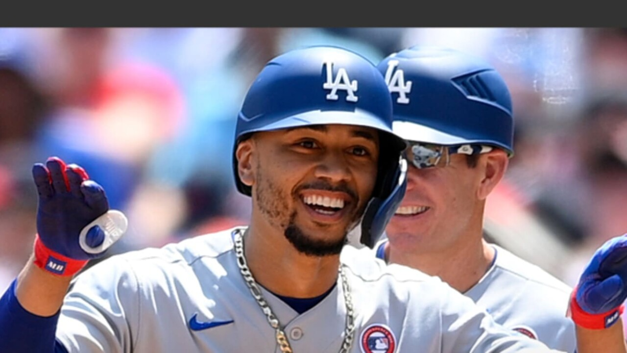 Dodgers continue to row to repeat the title