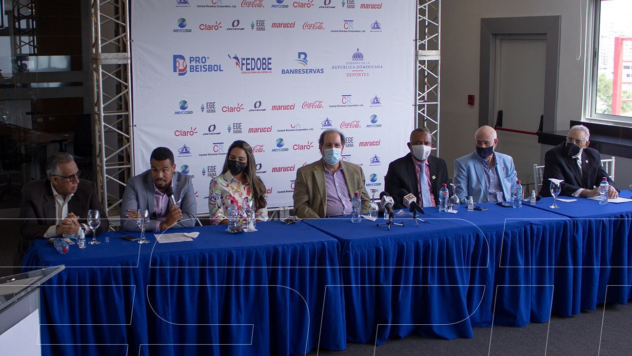 Dominican Republic presents official roster for Olympic Games