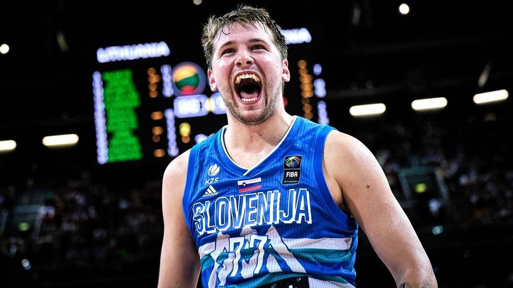Doncic and Slovenia qualify for Tokyo 2020