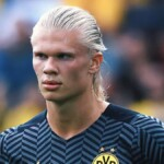Dortmund ends the 'party' Haaland