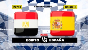 Egypt Spain live Football Olympic Games