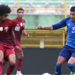 El Salvador falls to Qatar on its European tour prior to the Gold Cup