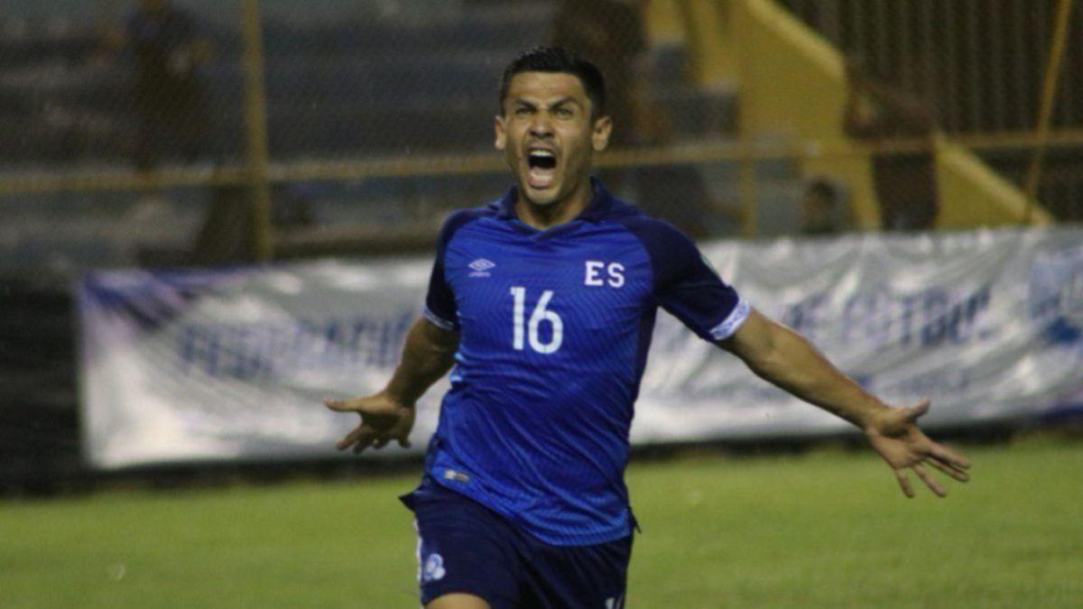 El Salvador loses David Rugamas for Gold Cup