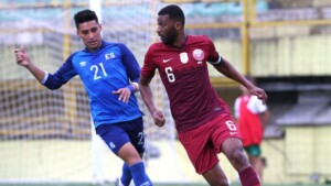 El Salvador loses to Qatar and pressure grows for Gold Cup