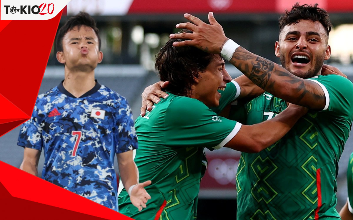 El Tri, against an experienced Japan and with his own Diego Lainez