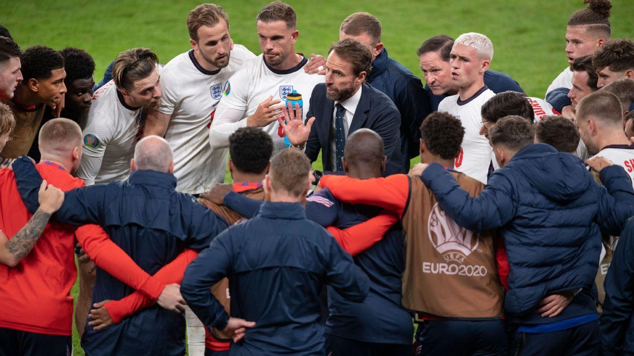 England From Bad Boys to Gareth Southgates Good Boys