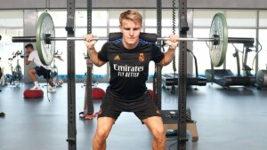 Escape route to Odegaard
