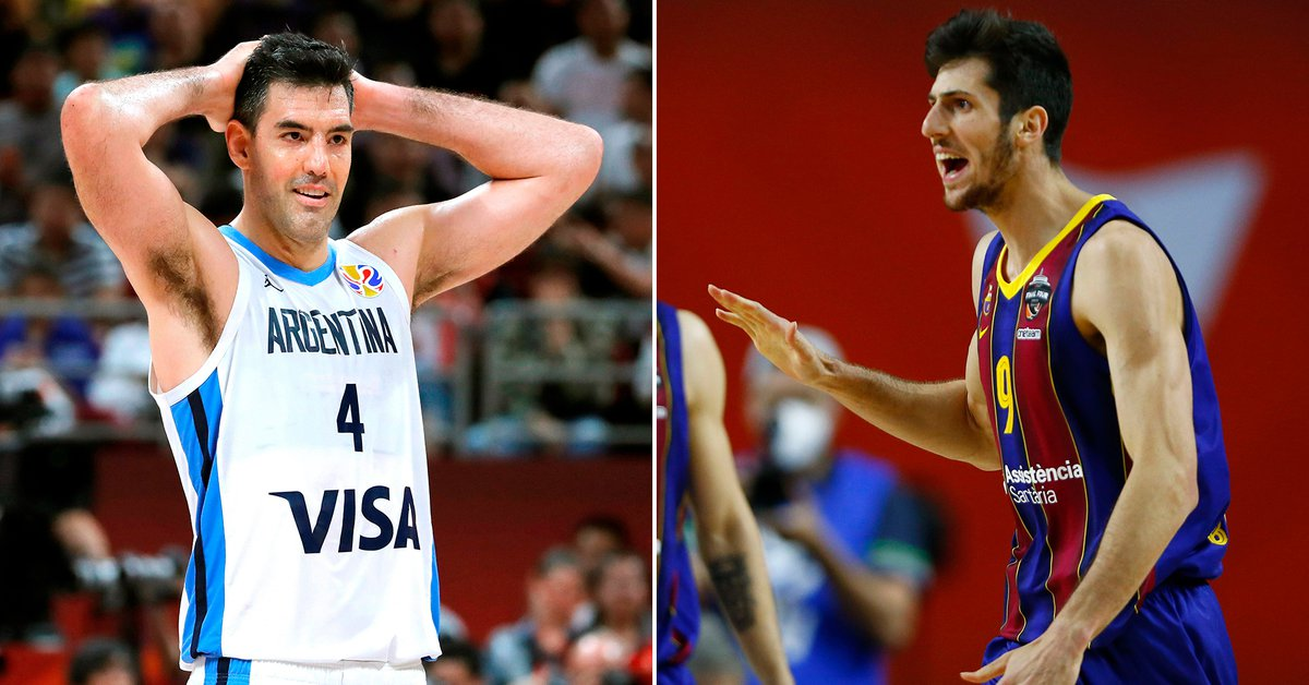 Experience vs. youth: the images of the high-impact duel between Scola and Bolmaro in the practice of the national basketball team