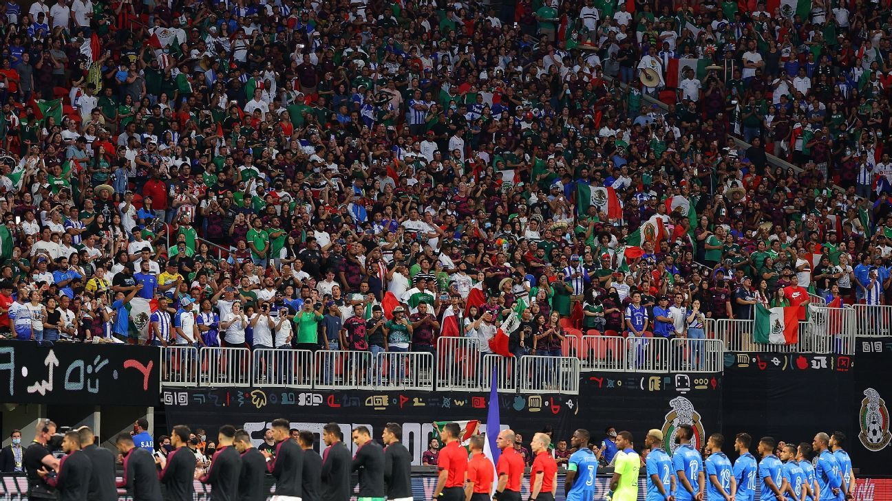 FIFA wants Mexico to be an example of how discriminatory
