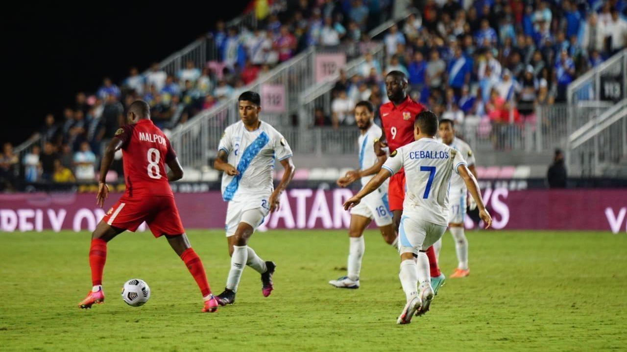 Failure Guatemala loses on penalties to Guadalupe and runs out