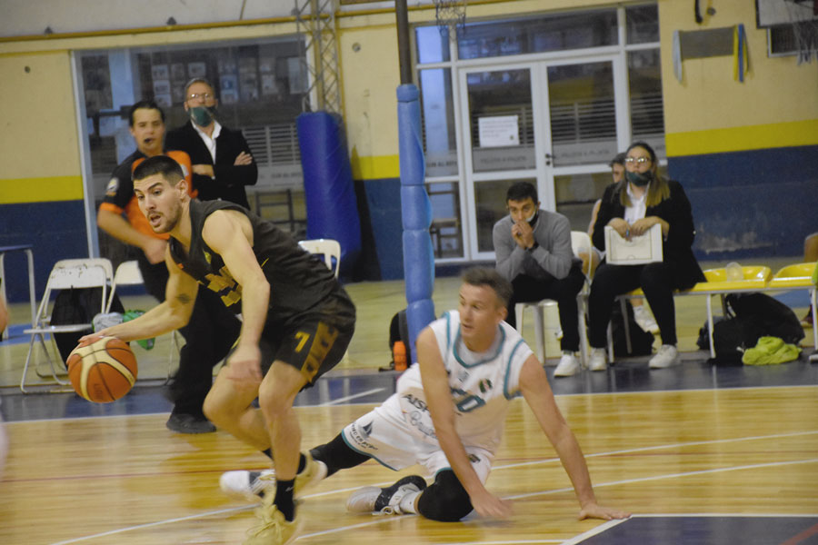 Federal Basketball: All Boys, at home, before their appointed time