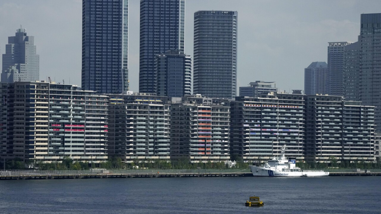 First positive for coronavirus detected in Olympic Village