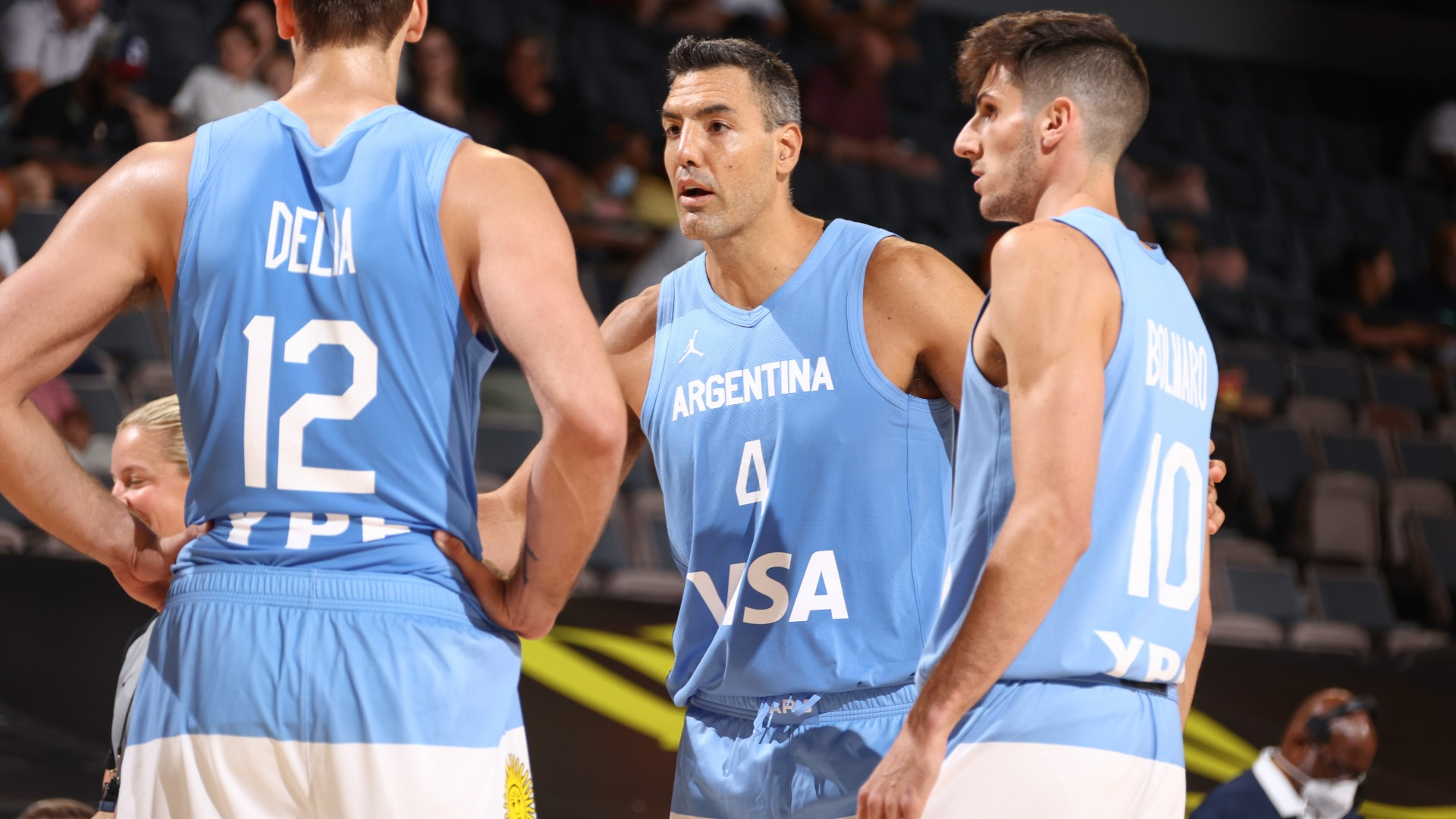 Five observations of the friendlies of the Argentina National Team