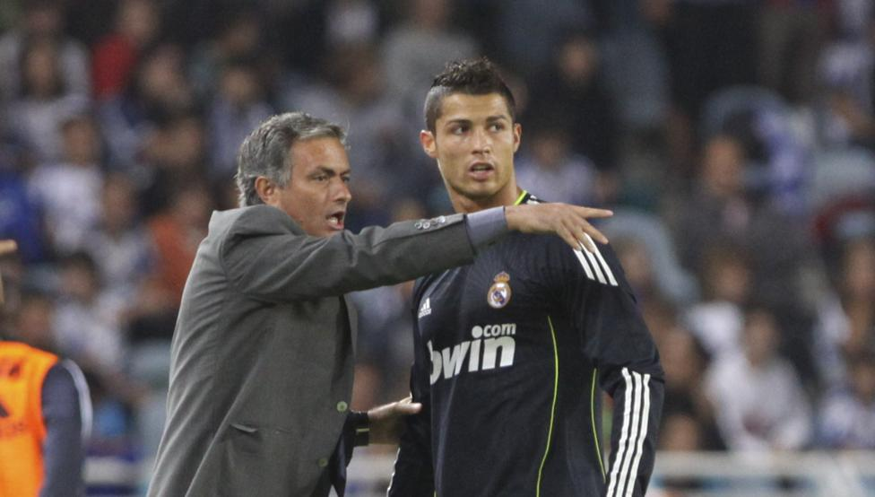 Florentino Cristiano is an idiot and Mourinho an abnormal