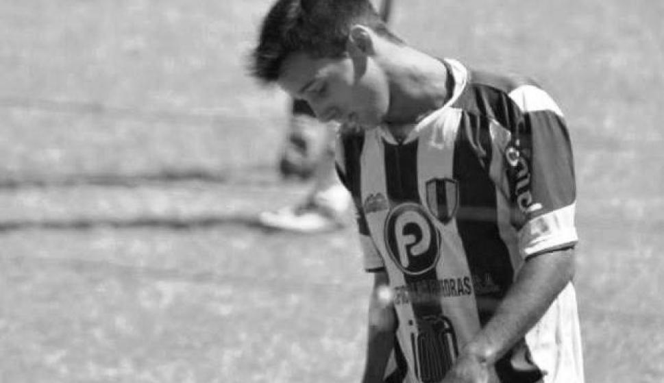 Former Boston River and Youth footballer who was playing indoors took his own life