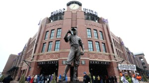 Four people arrested in the vicinity of Coors Field, headquarters of the ASG