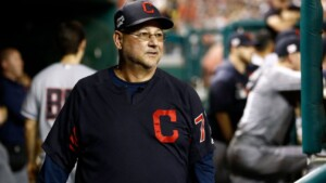 Francona leaves Indians to take care of his health