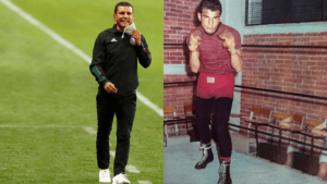 From the boxer to the technical director of the Tri olimpico, the Lozano dream of a medal