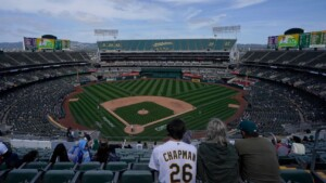 Future Oakland A's at stake; they will vote by stadium