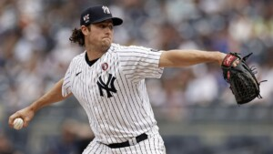 Gerrit Cole is not the same since substance restriction