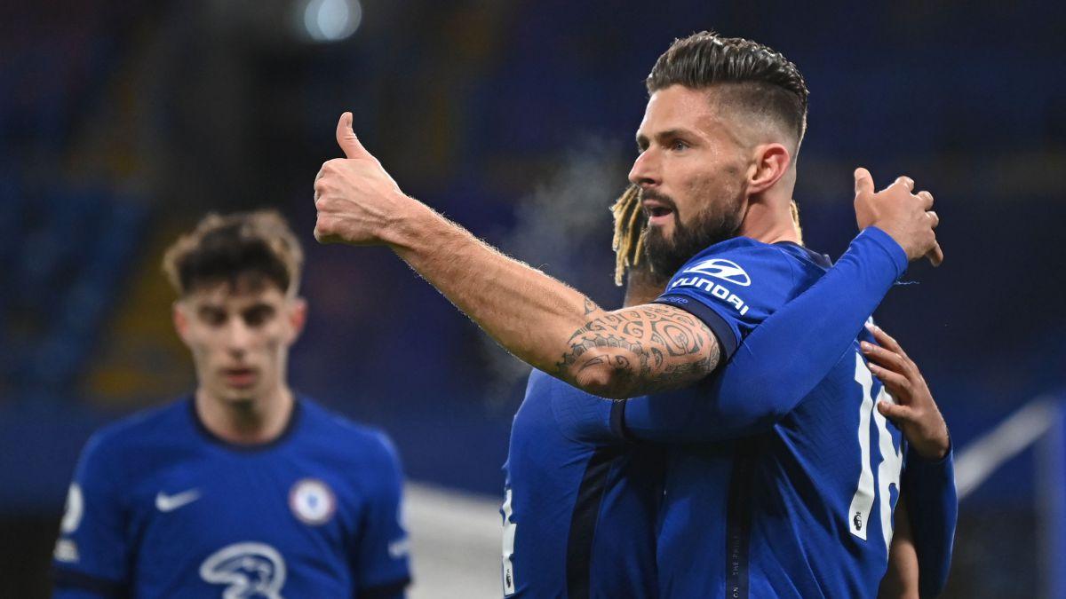 Giroud deal done
